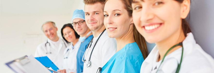 études de santé à Angers